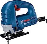 BOSCH 060158H000 - Sierra de calar GST 8000 E Professional. 710 W,...