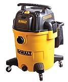 Dewalt - Aspirador de agua y polvo, 34 litros
