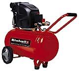Einhell Compresor TE-AC 270/50/10 (1.800 W, máx. 10 bar, depósito de 50...