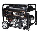 ITCPower IT-GG7000FE Generador Eléctrico Gasolina, 5000 W, 230 V, Negro,...