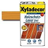 Xyladecor–Barniz para protección de madera 2in1nogal...