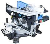Güde 55254 TKGS 216-Sierra tronzadora, 1800 W, 240 V, Azul