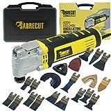 SabreCut SCMTK400EU 400W Multiherramienta oscilante con 39 accesorios...