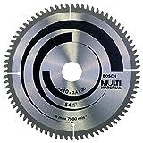 Bosch 2 608 640 445 - Hoja de sierra circular Multi Material - 210 x 30 x...