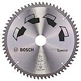 Bosch 2 609 256 893 - Hoja de sierra circular SPECIAL