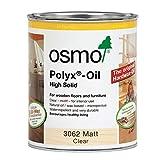 Osmo - Aceite de cera dura para suelos 3062, 0,750 l.