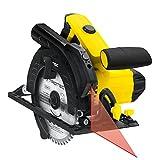 TROTEC Sierra circular PCSS 10-1400 con arranque suave y un control de...