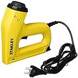 Stanley 6-TRE550 - Grapadora y clavadora eléctrica, grapa tipo G y clavo...