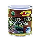 Promade – Aceite Teka al Agua Incoloro- Nutre, Cuida y Protege Maderas de...
