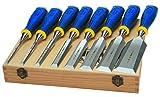 Marples Irwin 10507958 - Juego de cinceles para madera (8 unidades)