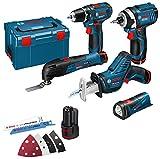BOSCH KIT 12V (5 herramientas)