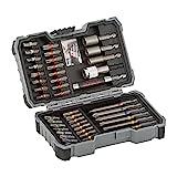 Bosch Professional Set de 43 unidades para atornillar y llaves de vaso...