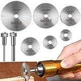 Hoja de corte Discos de corte para Dremel, accesorios de herramientas...