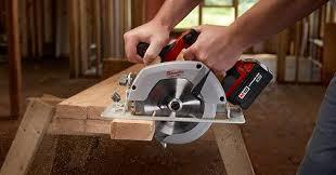 sierras circulares para madera