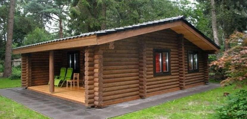 casetas de madera vigo