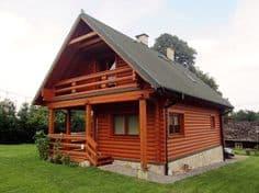 casas de madera vigo
