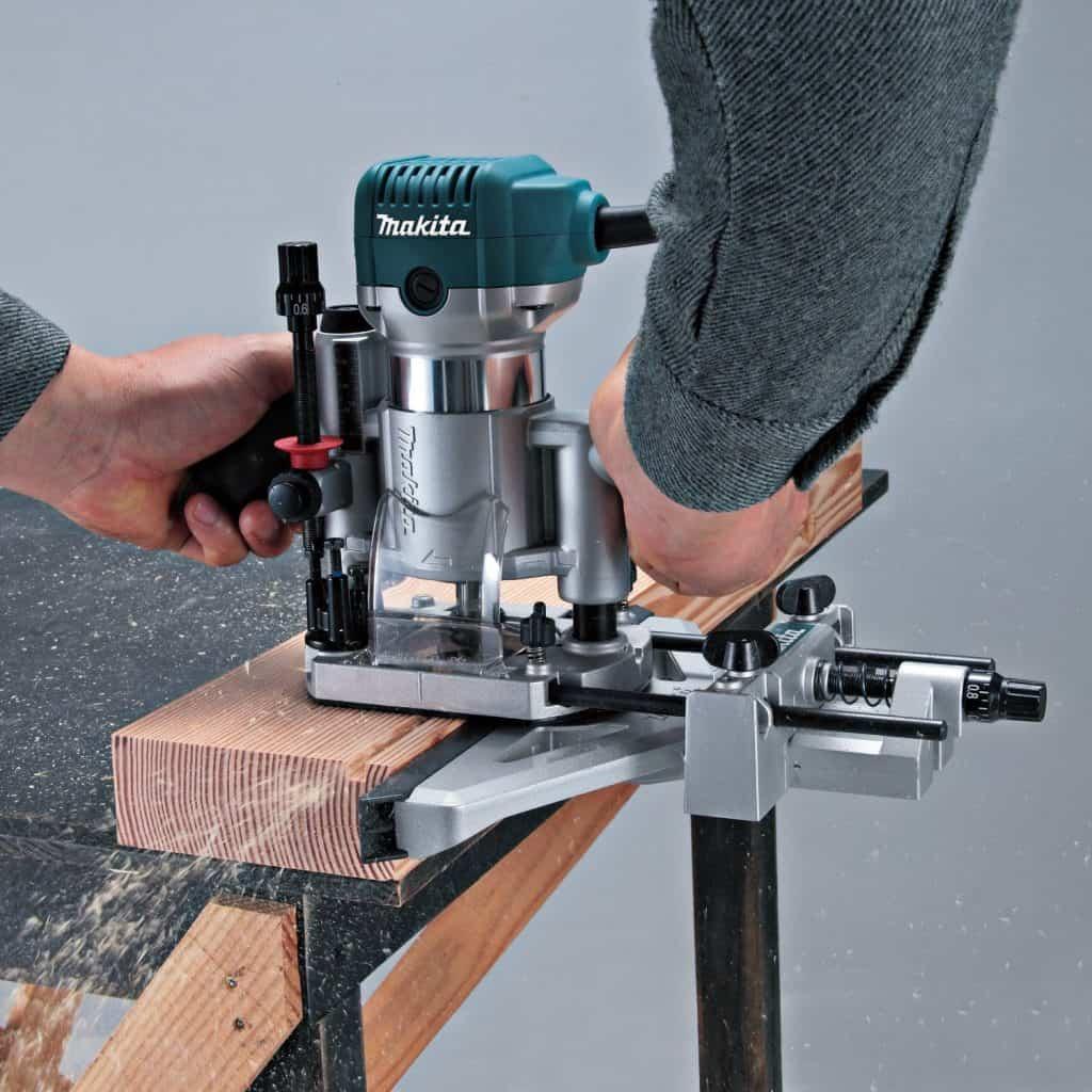 fresadora para madera