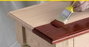 acabados de madera