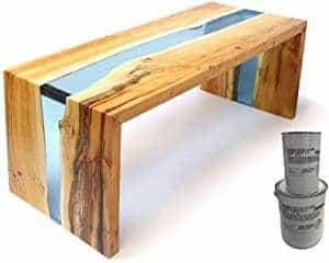 resina epoxi para madera